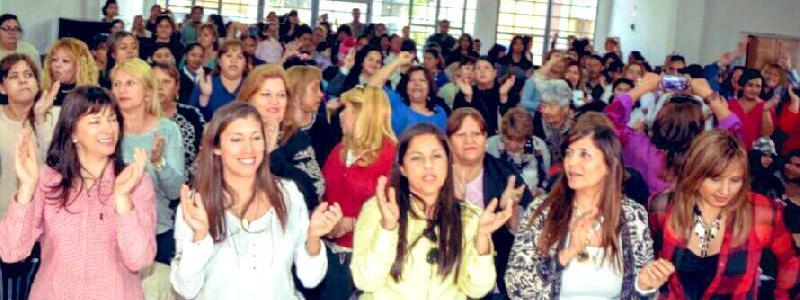 ¡Llegó el día, las Mujeres Riojanas tendremos nuestra Ley de Paridad!