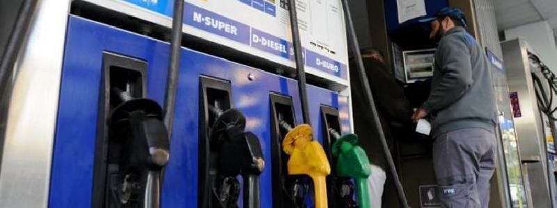 YPF aumenta un 2,5% el precio de sus combustibles