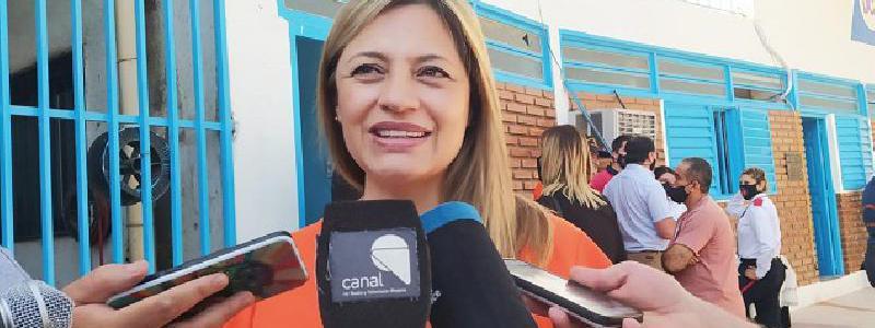 Teresita Madera: