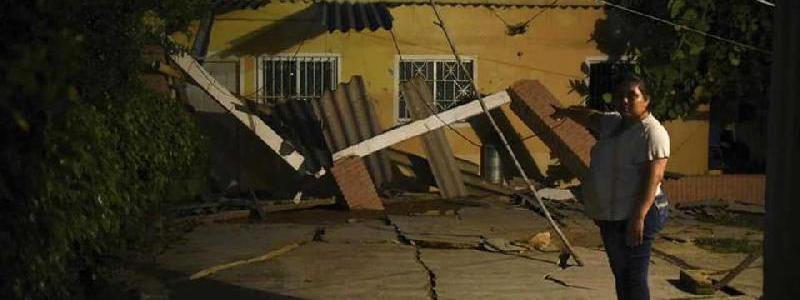 Terremoto en San Juan dejó tres heridos y cuantiosos daños materiales
